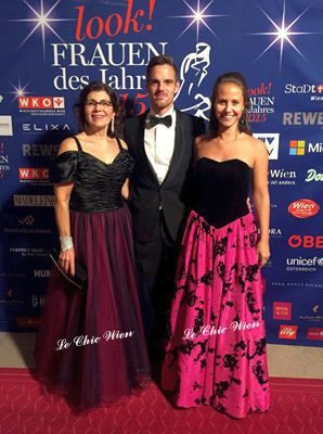 Le Chic Wien evening wear