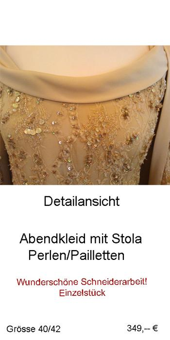 Le Chic Wien evening dress