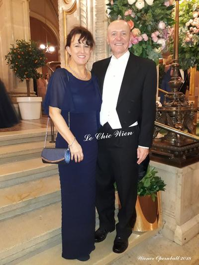 Vienna Opera Ball 2018 Tailcoat from Le Chic Wien