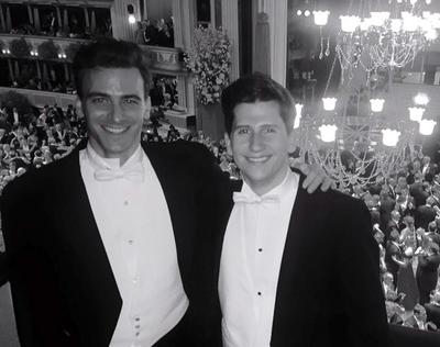 Le Chic Wien Frack am Opernball 2016