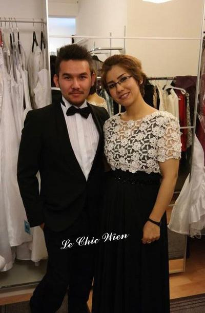 Evening wear for rent Le Chic Wien