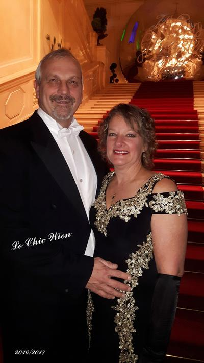 Silvesterball 2016/17 Abendmode Le Chic Wien