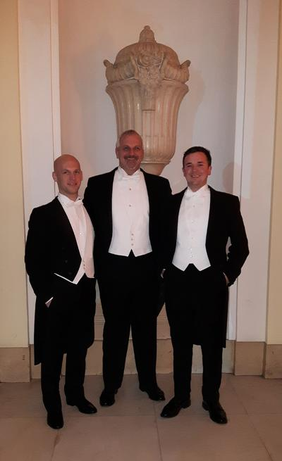 Silvesterball 2016/17  Tailcoat for rent by Le Chic Wien